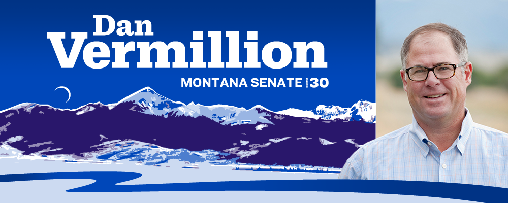 Dan Vermillion | Montana Senate